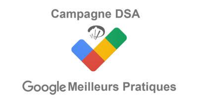 Problème d'affichage Campagne DSA [Dynamic Search Ads]