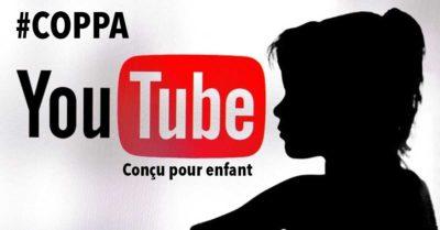 Chaîne YouTube Conçue pour Enfants – Loi COPPA 2020