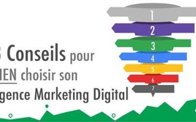 8 Conseils pour BIEN Choisir son Agence Marketing Digital