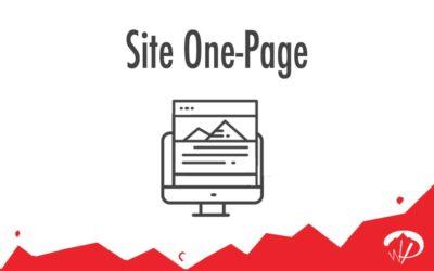 Site one-page : les avantages, inconvénients et bonnes pratiques