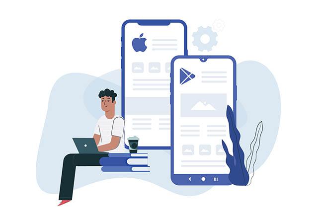 parametrage-et-referencement-application-mobile